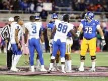 Gallery NCAA Football Cure Bowl: San Jose St 27 vs Georgia St 16