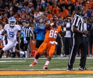 Gallery NCAA Football: Illinois 23 vs. North Carolina 48