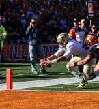 Gallery NCAA Football: Illinois 31 vs Purdue 34