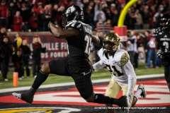 Gallery NCAA Football - Louisville 44 vs Wake Forest 12
