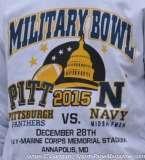 NCAA Football-Military Bowl Parade (2)