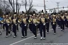 NCAA Football-Military Bowl Parade (20)