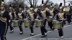 NCAA Football-Military Bowl Parade (24)
