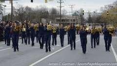 NCAA Football-Military Bowl Parade (29)