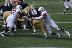 NCAA Football - Navy 28 vs UConn 24 (21)