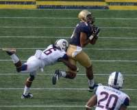 NCAA Football - Navy 28 vs UConn 24 (24)