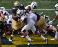 NCAA Football - Navy 28 vs UConn 24 (36)