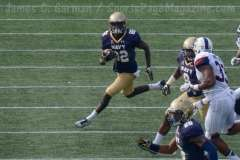NCAA Football - Navy 28 vs UConn 24 (40)