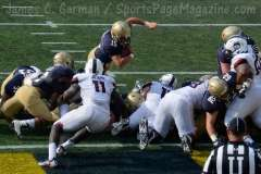 NCAA Football - Navy 28 vs UConn 24 (47)