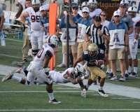 NCAA Football - Navy 28 vs UConn 24 (75)