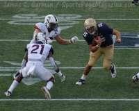 NCAA Football - Navy 28 vs UConn 24 (76)