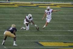NCAA Football - Navy 28 vs UConn 24 (98)