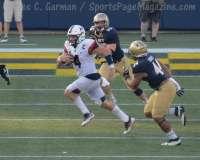 NCAA Football - Navy 28 vs UConn 24 (99)