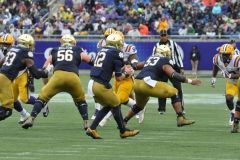 Gallery NCAA Football: Notre Dame 21 vs LSU 17