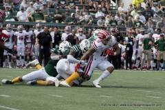 Gallery: Gallery NCAA Football: Ohio 25 vs. Louisiana Lafayette 45