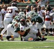 Gallery NCAA Football - Ohio 37 vs Gardner Webb 21
