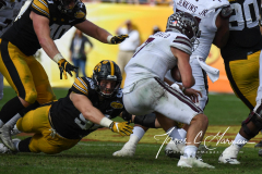 NCAA Football - Outback Bowl - Iowa 27 vs. Mississippi State 22 (123)