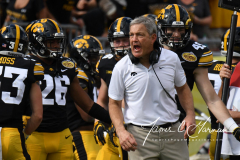 NCAA Football - Outback Bowl - Iowa 27 vs. Mississippi State 22 (124)
