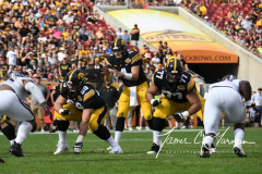 NCAA Football - Outback Bowl - Iowa 27 vs. Mississippi State 22 (126)