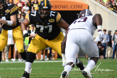 NCAA Football - Outback Bowl - Iowa 27 vs. Mississippi State 22 (127)