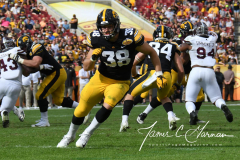 NCAA Football - Outback Bowl - Iowa 27 vs. Mississippi State 22 (128)