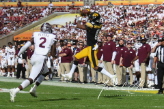 NCAA Football - Outback Bowl - Iowa 27 vs. Mississippi State 22 (129)