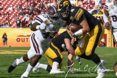 NCAA Football - Outback Bowl - Iowa 27 vs. Mississippi State 22 (134)