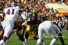 NCAA Football - Outback Bowl - Iowa 27 vs. Mississippi State 22 (135)