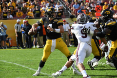 NCAA Football - Outback Bowl - Iowa 27 vs. Mississippi State 22 (137)