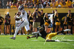 NCAA Football - Outback Bowl - Iowa 27 vs. Mississippi State 22 (139)