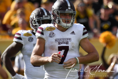 NCAA Football - Outback Bowl - Iowa 27 vs. Mississippi State 22 (141)