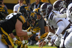 NCAA Football - Outback Bowl - Iowa 27 vs. Mississippi State 22 (145)