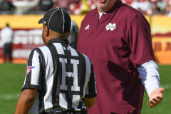 NCAA Football - Outback Bowl - Iowa 27 vs. Mississippi State 22 (146)