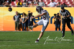 NCAA Football - Outback Bowl - Iowa 27 vs. Mississippi State 22 (148)