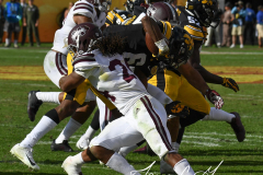 NCAA Football - Outback Bowl - Iowa 27 vs. Mississippi State 22 (149)