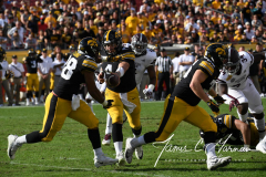 NCAA Football - Outback Bowl - Iowa 27 vs. Mississippi State 22 (151)