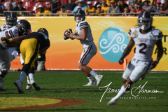 NCAA Football - Outback Bowl - Iowa 27 vs. Mississippi State 22 (155)