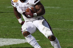 NCAA Football - Outback Bowl - Iowa 27 vs. Mississippi State 22 (157)