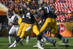 NCAA Football - Outback Bowl - Iowa 27 vs. Mississippi State 22 (161)