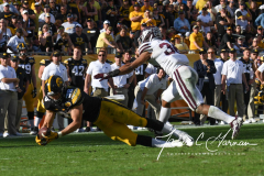 NCAA Football - Outback Bowl - Iowa 27 vs. Mississippi State 22 (162)