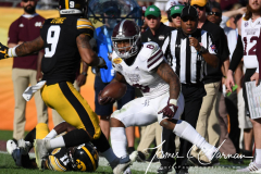 NCAA Football - Outback Bowl - Iowa 27 vs. Mississippi State 22 (163)