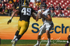 NCAA Football - Outback Bowl - Iowa 27 vs. Mississippi State 22 (164)