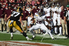 NCAA Football - Outback Bowl - Iowa 27 vs. Mississippi State 22 (167)