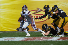 NCAA Football - Outback Bowl - Iowa 27 vs. Mississippi State 22 (17)