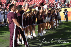 NCAA Football - Outback Bowl - Iowa 27 vs. Mississippi State 22 (172)