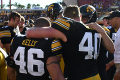 NCAA Football - Outback Bowl - Iowa 27 vs. Mississippi State 22 (175)