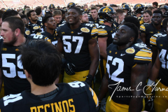 NCAA Football - Outback Bowl - Iowa 27 vs. Mississippi State 22 (176)