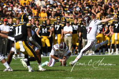 NCAA Football - Outback Bowl - Iowa 27 vs. Mississippi State 22 (26)