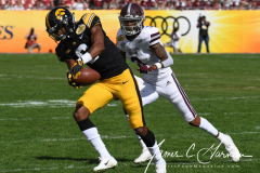 NCAA Football - Outback Bowl - Iowa 27 vs. Mississippi State 22 (31)