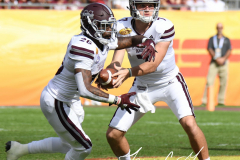 NCAA Football - Outback Bowl - Iowa 27 vs. Mississippi State 22 (33)